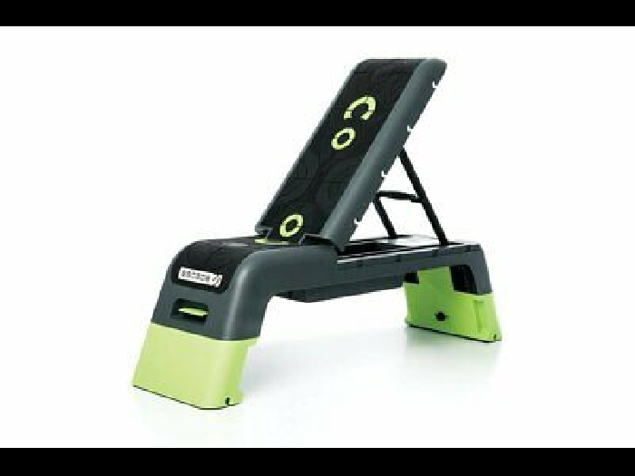 Escape Fitness Deck V2.0 Plateforme de musculation Noir