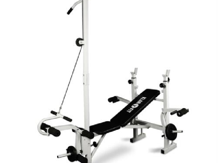 [OCCASION] BANC D ENTRAINEMENT MULTIFONCTION FITNESS GYM AEROBIC BODYBUILDING MU