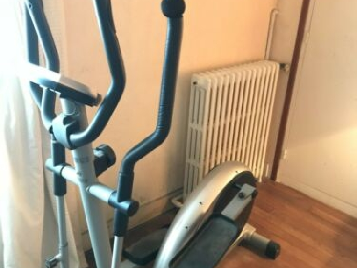 Vélo Appartement Elliptique DOMYOS VE630  - Fitness Cardio