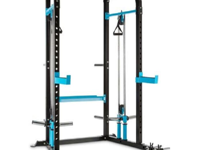 CAPITAL SPORTS Tremendi Rack Câble de traction Barre de traction Safety spotter