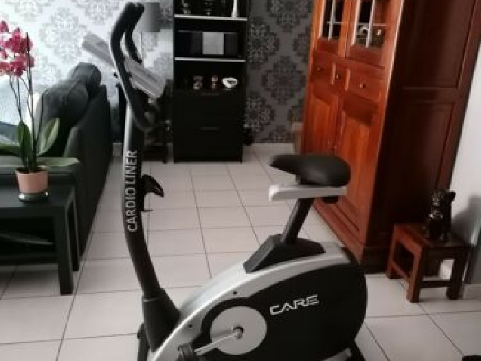 velo d'appartement cardioliner marque care