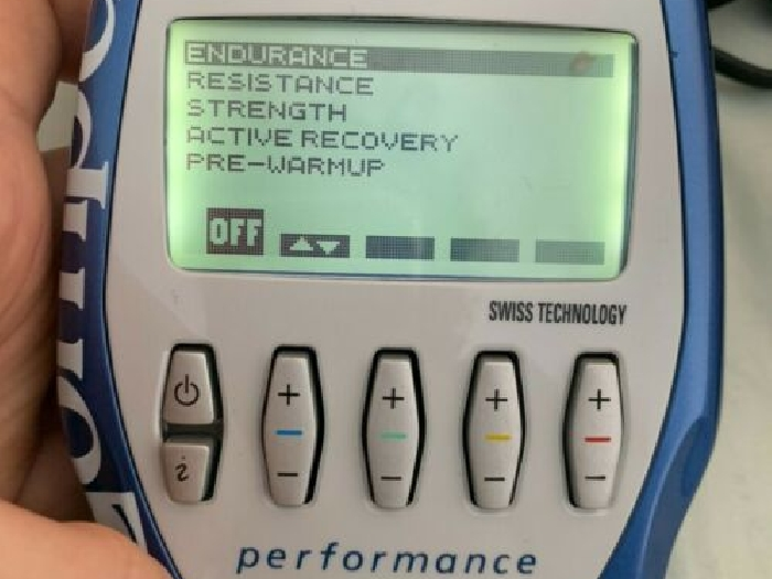 Compex Performance
