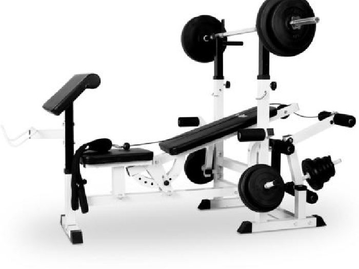 appareil de musculation pectoraux fitness banc exercice. Black Bedroom Furniture Sets. Home Design Ideas