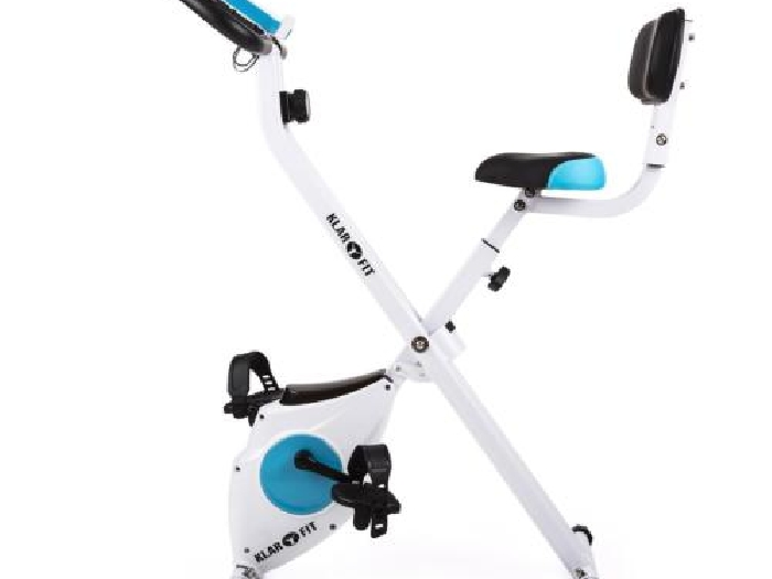 V lo d 39 appartement pliable ergom tre cardio training 8 niveaux selle regl - Velo appartement cardio training ...