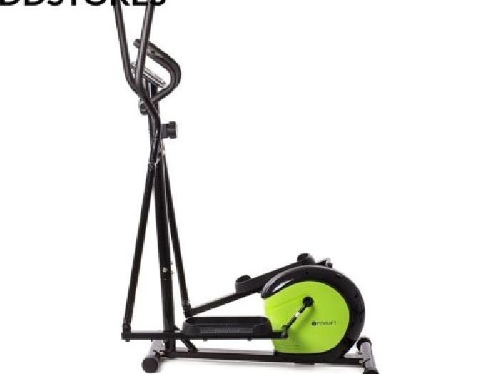 fitkraft slimline v lo elliptique mixte adulte noir vert m musculation annonce. Black Bedroom Furniture Sets. Home Design Ideas