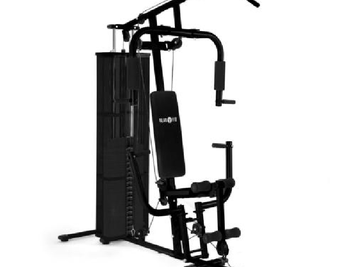 station fitness musculation compl te appareil 30 exercices acier c bles poids musculation annonce. Black Bedroom Furniture Sets. Home Design Ideas