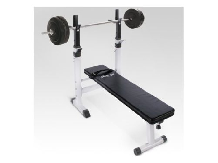 banc de musculation avec set halt re 40 kg sport fitness musculation 0701041 musculation annonce. Black Bedroom Furniture Sets. Home Design Ideas