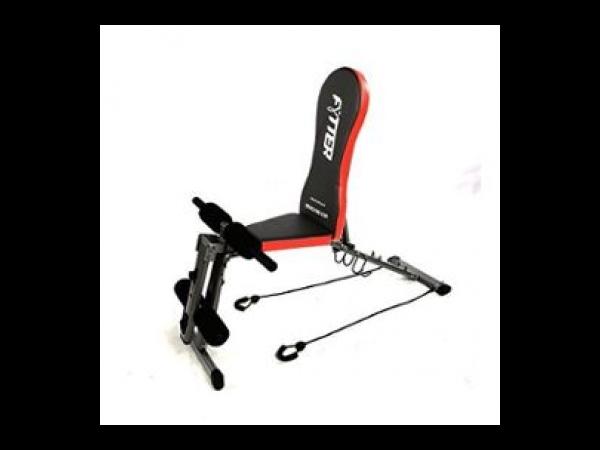 fytter bench be 03r banc de musculation noir rouge musculation annonce. Black Bedroom Furniture Sets. Home Design Ideas