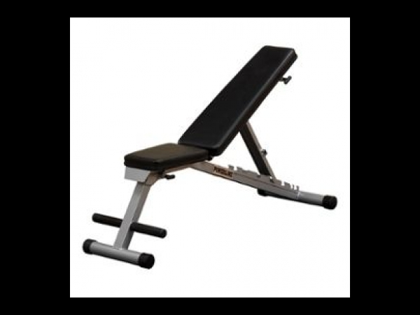 banc pliable powerline flat incline decline bench musculation annonce. Black Bedroom Furniture Sets. Home Design Ideas