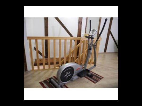 v lo elliptique david douillet hm 6007 musculation annonce. Black Bedroom Furniture Sets. Home Design Ideas