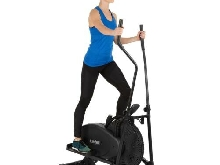 [RECONDITIONNÉ] Crosstrainer fitness Appareil elliptique Stepper Cardiotraining