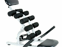 Fitness House Power Fh Banc Abdominal Mixte Adulte, Blanc