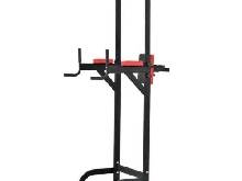 Power Tower - Chaise Romaine - Barre de traction - Dips Station - Multifonction