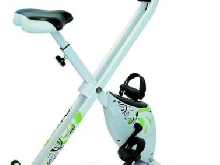 Tecnovita by BH - Open & Go - Vélo pliable pour l'exercise - Mixte - Blanc (B...
