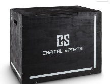 SET 9 PLYO-BOX JUMP BOX CAPITAL SPORTS HAUTEURS 20