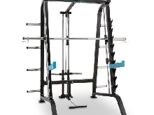 [RECONDITIONNÉ] CAPITAL SPORTS Squatster - Rack squat multifonction avec barre d