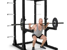 [OCCASION] Appareil musculation Power Rack Station Entrainement tractions & halt