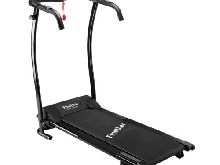 Tapis roulant électrique Pliant Electric Treadmill Training Machine Gym 600W FR