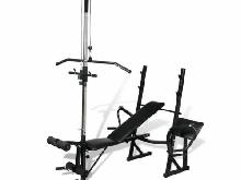 Banc De Musculation Domyos Hg90 Boxe Complet Avec Support Sac De