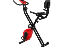 Finether Fitness Pliable X-bike Allongée Debout Exercice Vélo LCD Monitor FR