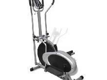 Vélo Elliptique Stepper Cardio Gym transmission à courroie silencieuse FR