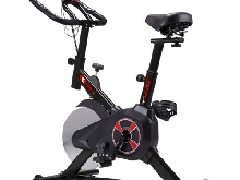 VELO D'APPARTEMENT FITNESS ERGOMETRE CARDIO GYM AVEC ORDINATEUR LCD Bicyclette