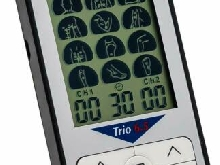 TESMED Trio 6.5 electrostimulateur musculaire, TENS , massage - 36 programmes -