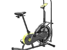 vidaXL Vélo Pneumatique d'Appartement Fitness Machine de Cardio Bicyclette