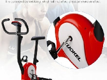 Fitness Exercice Vélo d'appartement Bicyclette Fitness LCD Ordinateurs Gym HOT!