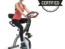 [OCCASION] Vélo appartement X-Bike Cardio training Entraînement courroie + bande