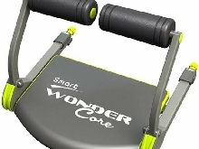 Appareil de sport fitness Wonder Core Machine musculation abdos fessier cuisses