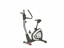 MOTIVE FITNESS by U.N.O. U.N.O. Mixte - Adulte HT 400 Vélo d'appartement Gris/