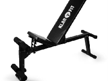 BANC DE MUSCULATION MULTIFONCTION KLARFIT FITNESS AEROBIC BODYBUILDING EXERCICES