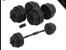 DTX Fitness Musculation 30Kg Dumbells Lot Neuf Paires Haltères Crossfit Body