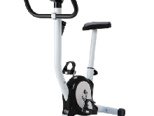 Vélo d?Appartement Elliptique Ergomètre Fitness Cardio Gym Workout Exercice Bike