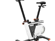 vidaXL Vélo d'Appartement 8 Masse Rotative Pouls Cardio Machine Bicyclette