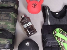 Gorilla Sports - Kit Functional Fitness de 7 pièces