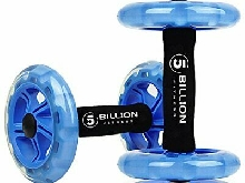 5BILLION Roue Abdominale AB Wheel Roller Roue Fitness pour Exercices Renforce...