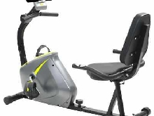 Vélo semi-allongé d'exercice 5 kg Masse rotative V9W9