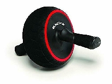IRON GYM Speed Abs Abdominal Trainer/Ab Wheel by Iron Gym