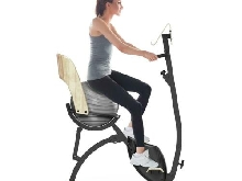 [OCCASION] Vélo appartement Cardio bike Ergomètre Ballon gymnastique + support t
