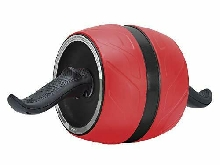 COVVY AB Carver Pro Roller,Entraînement De Abdominaux Muscle Fitness (red)
