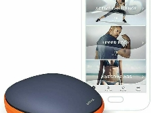 Appareil De Musculation Portable Activ5 Et Application De Coaching, Noir/Orange