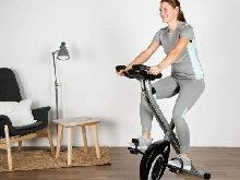 velo appartement confinement sport santé ordinateur fitness stress