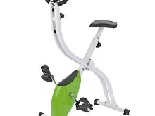 Vélo d'Appartement Pliable X-Bike Cardio Training Home trainer Spinning Fitness