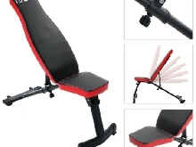 Banc De Musculation Multifonction Pliable Reglable Inclinable Fitness Sport Neuf
