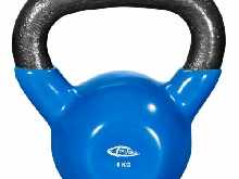 Kettlebell Exercice Workout Musculation Fonte Poids Entrainement Complet 2-6 Kg
