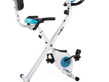 [RECONN.] VELO D APPARTEMENT PLIABLE KLARFIT ERGOMETRE CARDIO TRAINING FITNESS