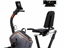 Velo Appartement Semi Allongé Ecran LCD Sport Cardio Fitness Gym Muscu Neuf Neuf