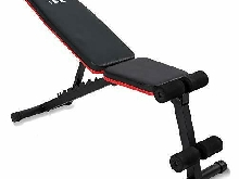 ISE Banc de Musculation Pliable Banc Inclinable Réglable Multifonction Sit-up AB